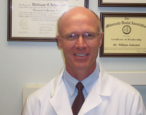 William S Johnston, DDS